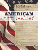 Baker, The American Journey, Volume 1, 7e