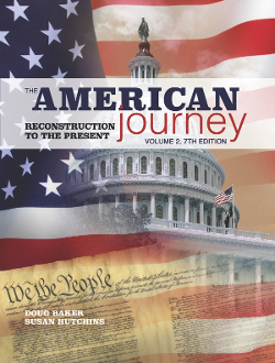 Baker, The American Journey, Volume 2, 7e eBook